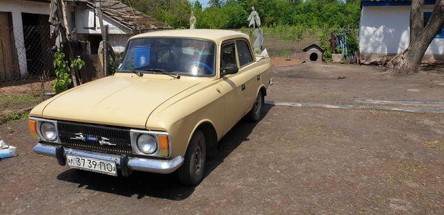 Москвич-ИЖ   412