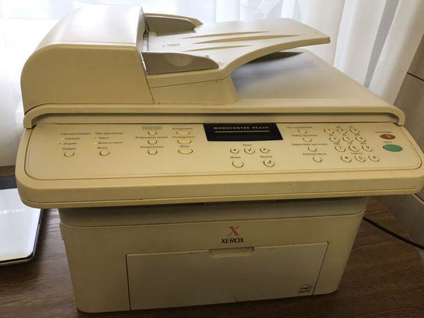 МФУ Xerox WorkCentre PE220