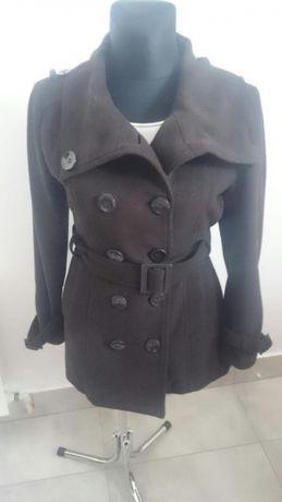 Płaszcz zimowy damski długi