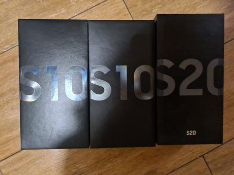 Karton pudełko samsung s10 s20