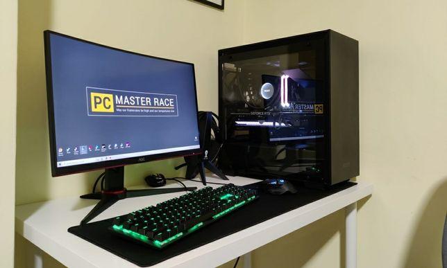 PC Ryzen Asus RTX 3070 Strix