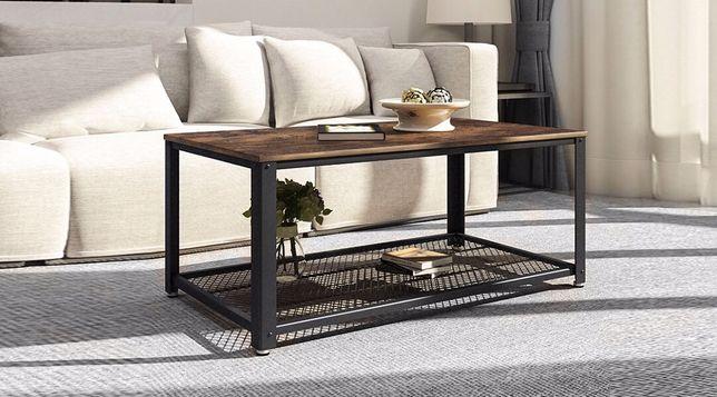 Stolik kawowy ława stół meble loft industrial na wymiar!