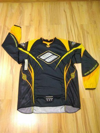 Nowa bluza Cross jersey Bmx downhill enduro rozm.L SHOT