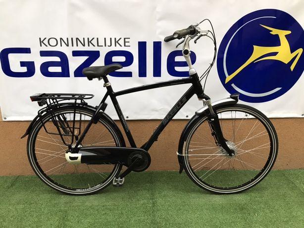 Rower Alu GAZELLE chamonix PLUS 7 biegów Nexus SUPER STAN z Holandii