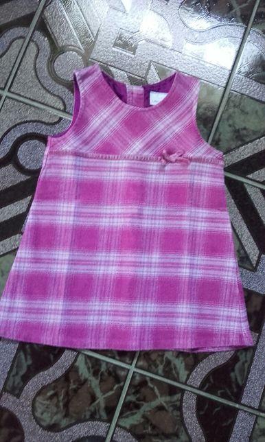Sukienka dla dziewczynki roz. 74