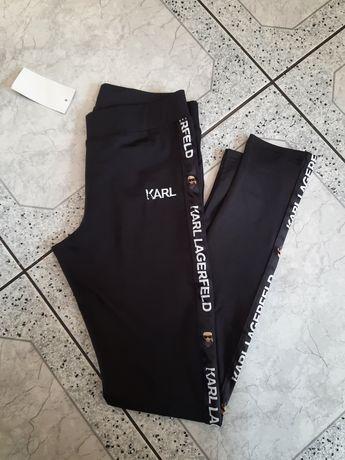 Legginsy Karl Lagerfeld