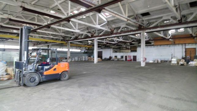Аренда помещения под производство или склад 2200 м кв