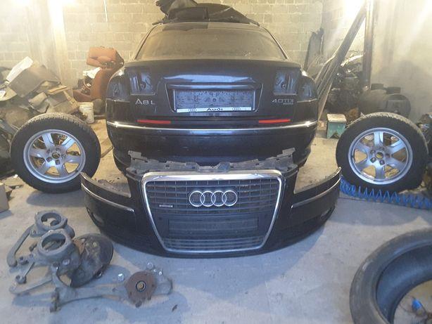 Audi A8 4.0d L D2 D3