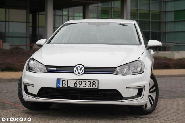 Volkswagen Golf E Golf elektryczny