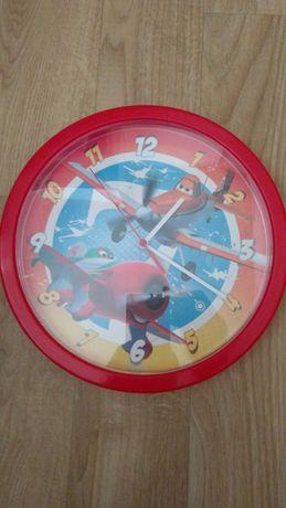 Zegar - motyw z bajki Samoloty