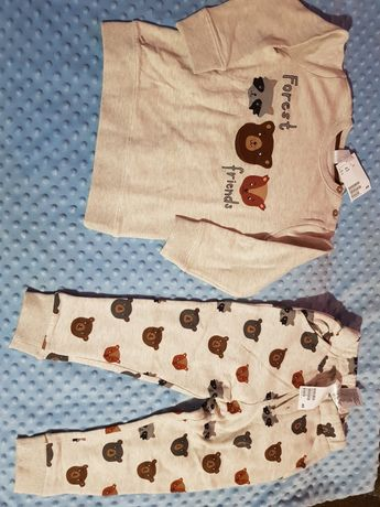 komplet HM bluza i spodnie nowe z metkami