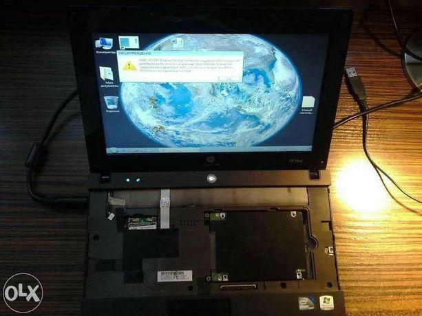 Разборка HP mini 5103 /. 5102 /. 5101 /. 5100
