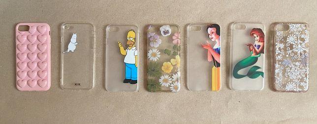 Etui Case Obudowa do telefonu iPhone 7/8