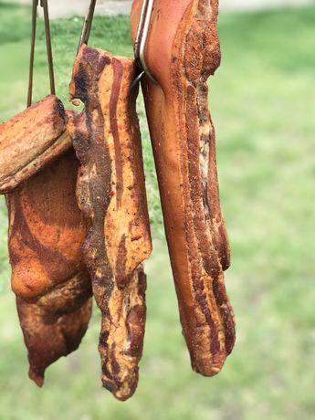 Крафтовое копченое мясо и рыба