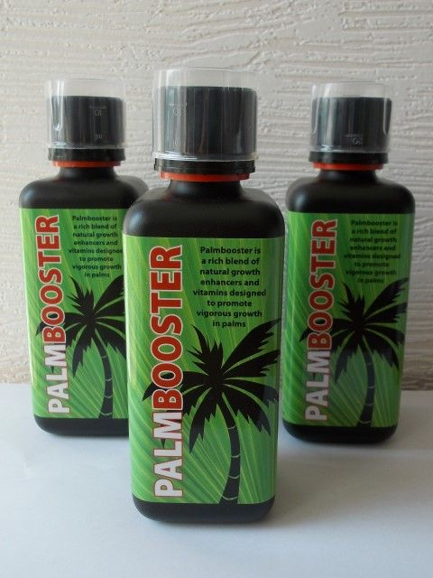 PalmBooster 300 Ml (Stymulator Wzrostu Korzeni Palm)