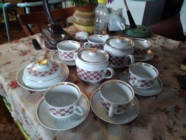 Чайный сервиз советский