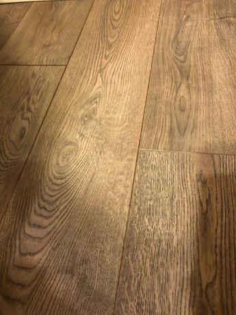 panele podłogowe nowe - około 7,5  mkw