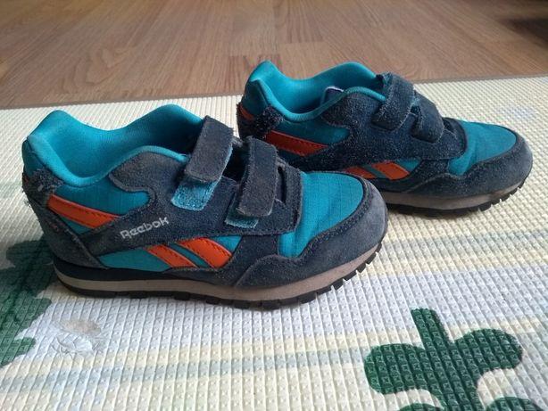 Buty adidasy Reebok chłopięce 25, 26. Wkładka 17 cm