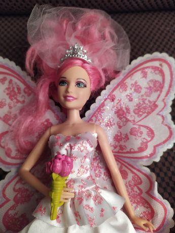 Barbie ślubna ze skrzydłami, lalka
