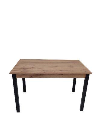 Stół Karo 120x68x18 D.Wotan n. czarna Warianty !!