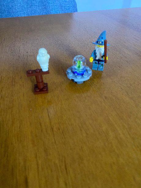 Klocki LEGO Castle 5614 - Dobry czarodziej