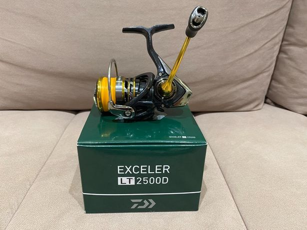 Продам катушку Daiwa Exceler LT 2500D