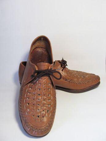 Мужские туфли (Sioux - Германия, натуральная кожа)