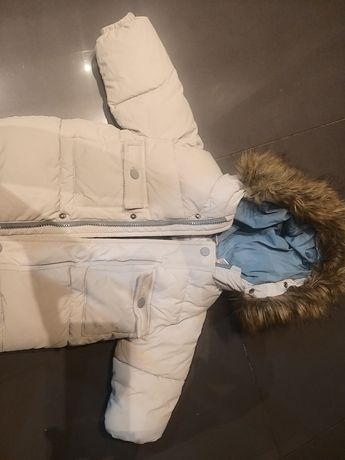 Kurtka zimowa Zara  rozmiar 86