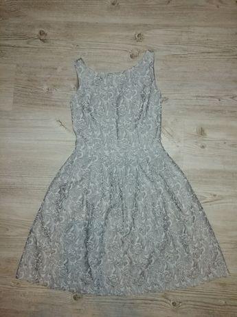 Świetna Sukienka Solar rozmiar 38/M. Stan idealny! Jak nowa!
