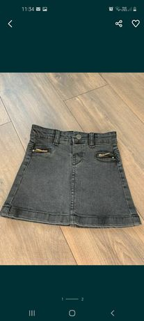 Spódniczka jeans Reserved 110