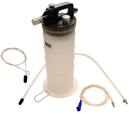 Aspirador / Bomba / Extrator de Òleo Pneumático 5 Lt