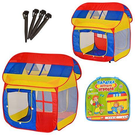 Детская игровая палатка домик M 0508 110см