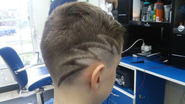 Игорь парикмахер