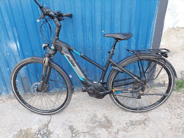 Електро-велостпед KTM