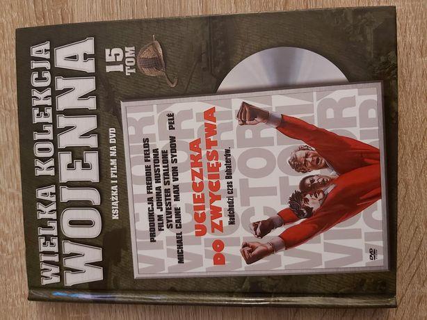 Ucieczka Do Zwycięstwa- Stallone,Caine,Pele,Deyna Polskie Napisy Dvd