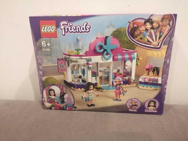 Lego friends salon fryzjerski nr. 41391