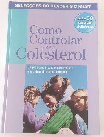 Livro como controlar o colesterol