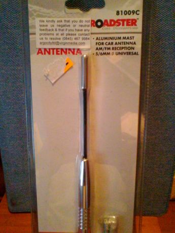 Antena Automovel Roasdter