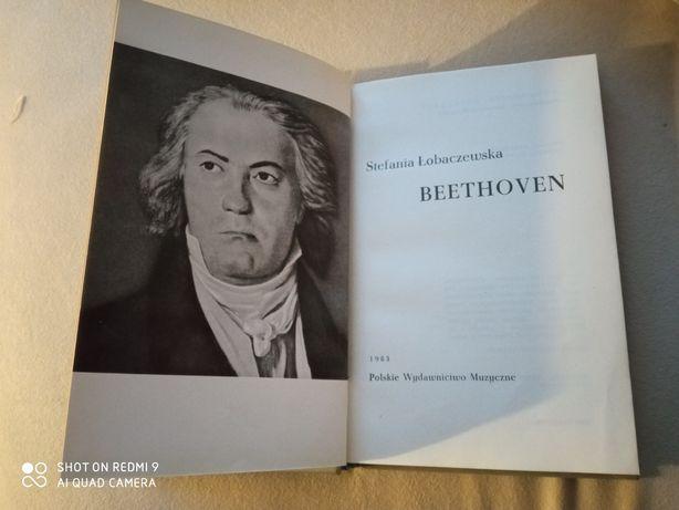 Beethoven . Stefania Łobaczewska