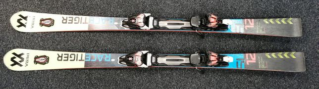 Narty Volkl Racetiger SL UVO 155cm (wier)