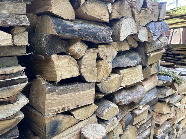 Drewno kominkowe, opałowe, wędzarnicze.