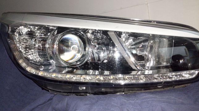 Reparação de LED's kia