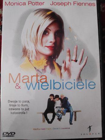 Marta i Wielbiciele DVD