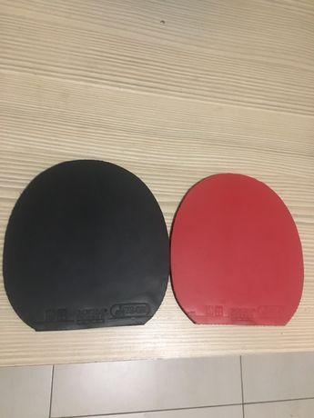 Продам накладки для настольного тенниса
