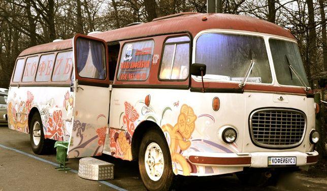 Продам Ретро автобус Skoda 706 RTO