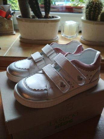Buty Lasocki dla dziewczynki