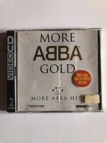 Vídeo CD duplo ABBA Gold (só Disco 1)