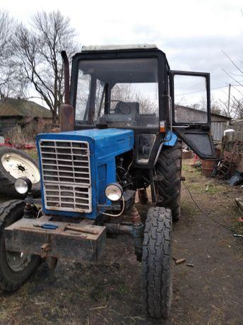 Продам трактор МТЗ 80.98г