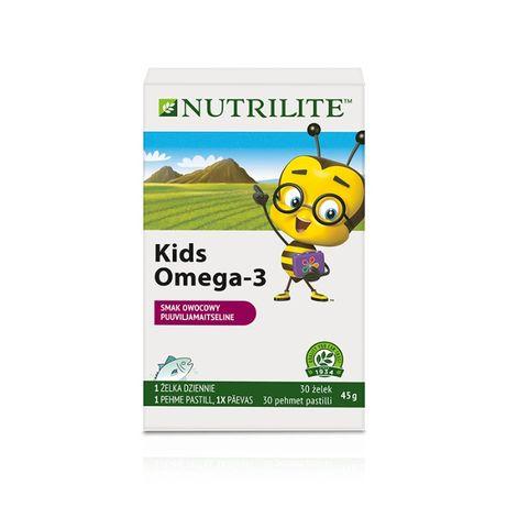 Kids Omega-3 Nutrilite żelki dla dzieci