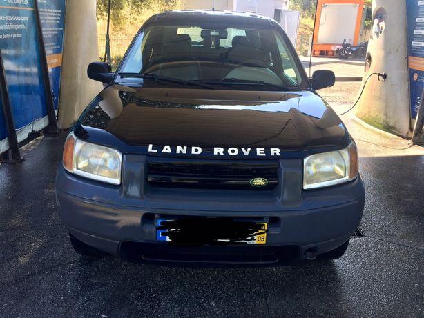 Land Rover Freelander, 4X4, Cábrio